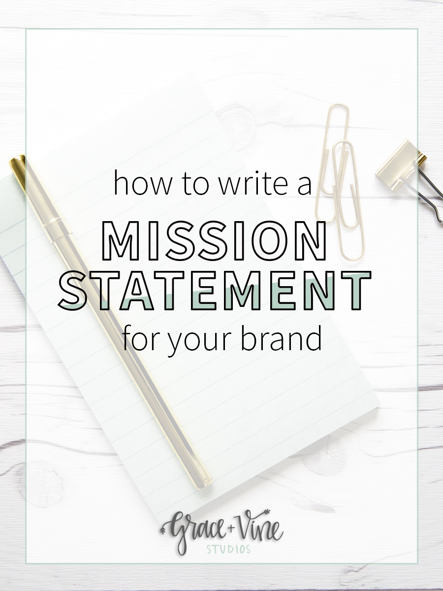 A mission statement that defines who you are and how your business runs. Blogging tips | business tips | mission statement | business mission statement | blog mission statement | how to blog | small business tips