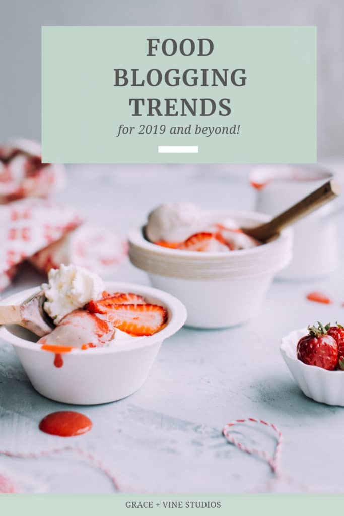Food Blogging Trends for 2019 from Everything Food