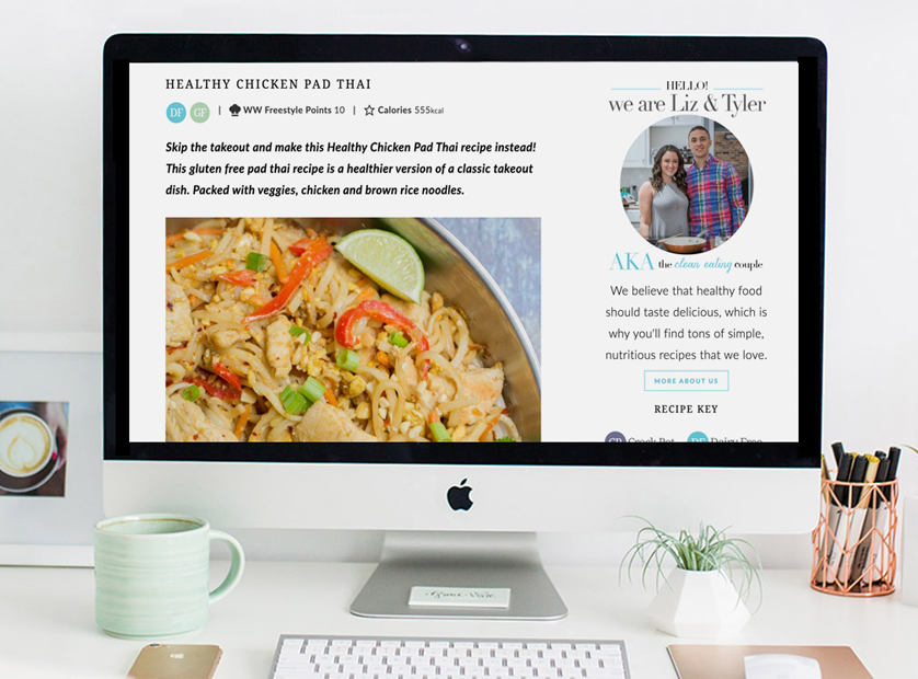 web-design-for-food-bloggers-mobile