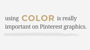 How to Design Pinterest Graphics for Food Bloggers