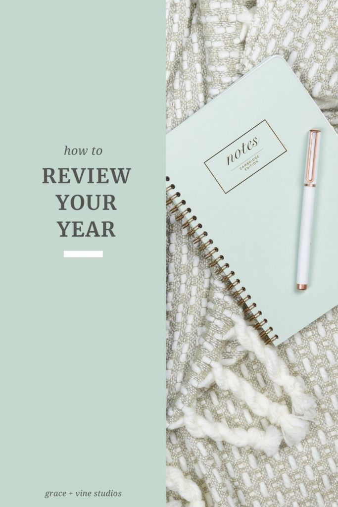 This is the time of year that we naturally start to wind down from working and it is the perfect time to reflect on your last year in business. Learn how to review the past year for your blog so you can strategize for your next best year ever! You'll review everything that worked and discover what didn't work, too.