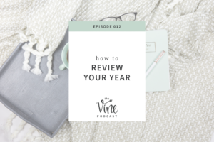 How to Review Your Year