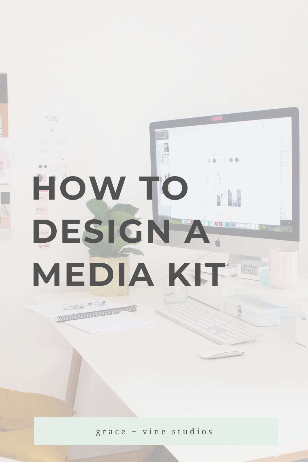 How to Design A Media Kit for Food Bloggers