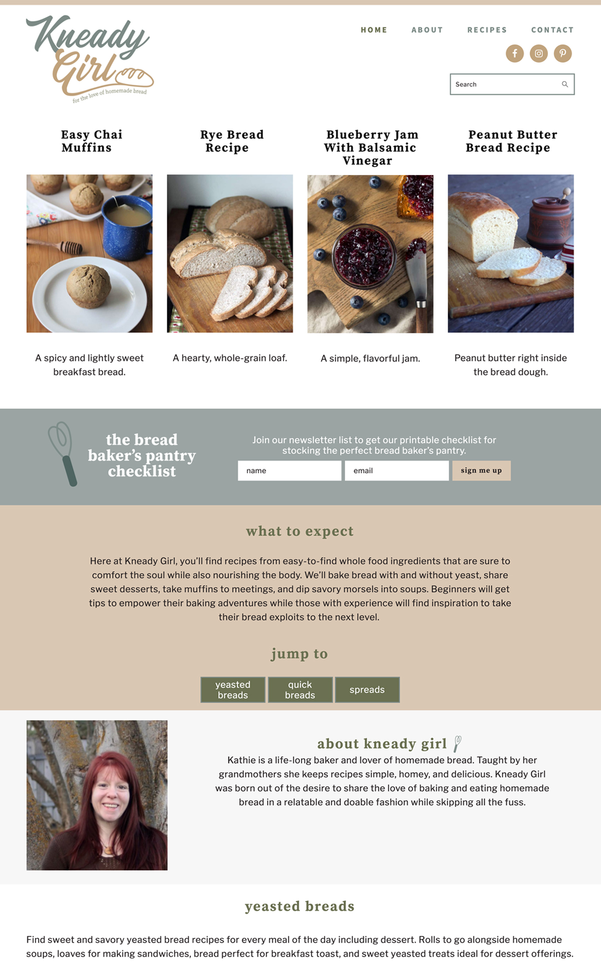 Kneady-Girl-Web-Design-Food-Bloggers
